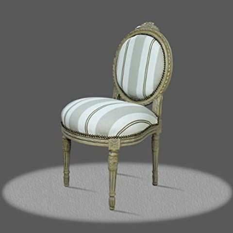 Chaise baroque Louis XV rocaille style antique AlCh0010Go