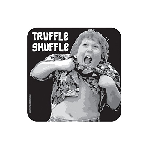Truffle Shufflr Chunk Coaster - shiny gloss finish