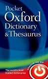 Best Oxford University Press Oxford University Press USA Dictionaries - Pocket Oxford Dictionary and Thesaurus (Dictionary/Thesaurus) Review