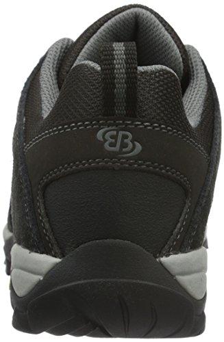 Brütting 211134, Chaussures de Randonnée Hautes Mixte Adulte Gris (Anthrazit/Grau)