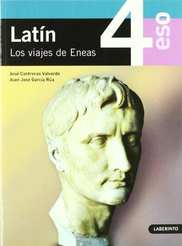 Latín: Los viajes de Eneas - 9788484833451
