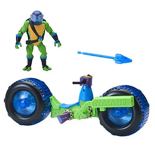 Rise of the Teenage Mutant Ninja Turtles Turtles Shell hog mit Leonardo