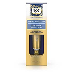 RoC Retinol Correxion Sensitive Night Cream 30ml: Amazon