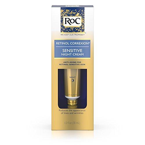 Roc Retinol Correxion Sensitive Night Cream - Anti Aging Nachtpflege für sensible Haut