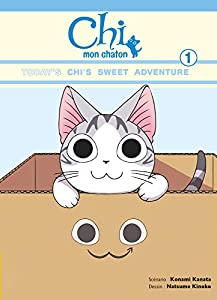 Chi - mon chaton Edition simple Tome 1