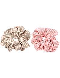 Haargummi Zopfhalter Haarband  Haarschmuck 2 St