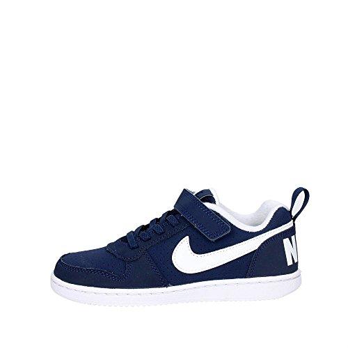Branco Baixa Tribunal Meia Marinha Borough noite Nike Blau Da psv fzqT6wEgE
