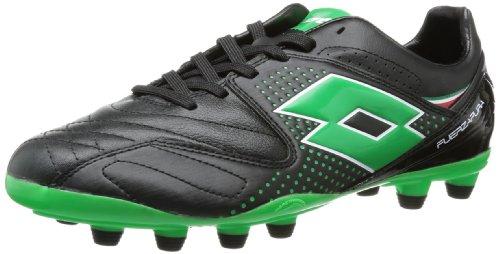 lotto-sport-fuerzapura-iv-300-fg-zapatos-de-ftbol-de-goma-hombre-color-negro-talla-41