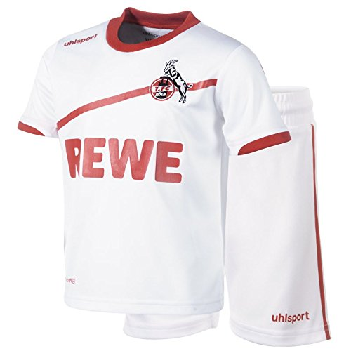 uhlsport 1. FC Köln Minikit Home Kinder 92/98