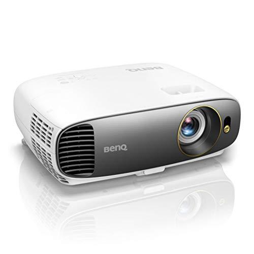 BenQ CineHome (W1700) Vidéoprojecteur Véritable 4K UHD HDR, Home Cinéma, DLP, 2200 Lumens
