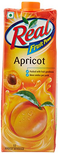 Real Fruit Power Apricot, 1l