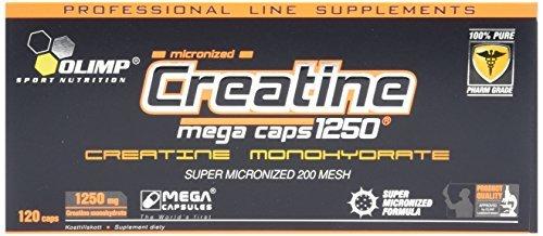 Olimp - Capsules Créatine 1250 Mega Caps