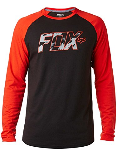 Preisvergleich Produktbild Fox Longsleeve Shirt Gemstone Schwarz Gr. L