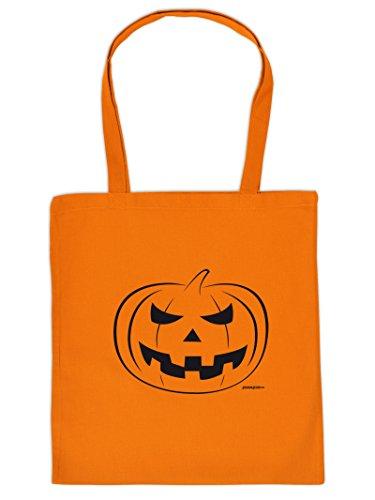 HALLOWEEN Sackerl ::: Kürbis Gesicht ::: Tasche für Süßes und - Für Gesicht Designs Halloween-kürbisse