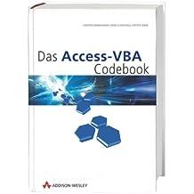 Das Access-VBA Codebook 2.A.