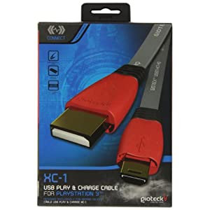 Playstation 3 – XC-1 Play and Charge Cable
