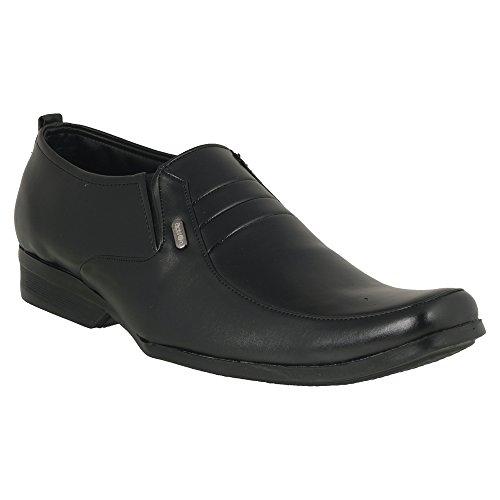 Action Shoes Men Formal Shoes Ac-12-Black