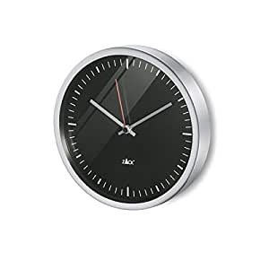 ZACK DURATA 60062 Pendule Noir 24 cm