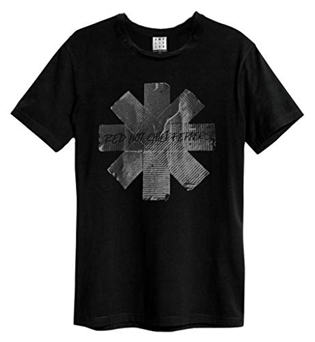 Red Hot Chili Peppers 'Duct Tape' T-Shirt - Amplified Clothing...