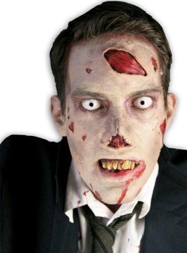 Zombie Gebiß - Accessoire (Halloween/Fasch.)
