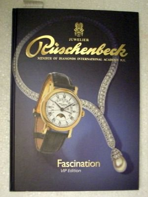 Fascination Member of Diamonds International Academy N.Y. Fascination seltene VIP Edition !!!