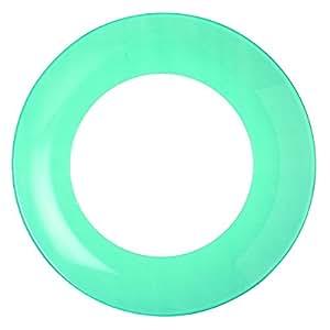 Luminarc 8010479 Simply Color Lot de 6 Assiettes Bleu 20 x 20 x 4 cm