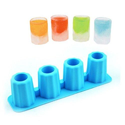 UChic 1 STÜCKE 36 cm x 26 cm x 40 cm Aufbewahrungsbox Faltbare Farben Lagerplatz Closet Spielzeug Box Container Organizer Stoff Korb (Eis Mold-x Beste Ball)