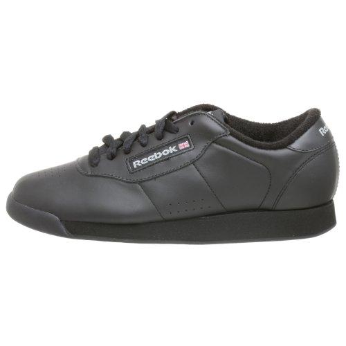 Reebok REEBOK PRINCESS, Sneaker uomo Black