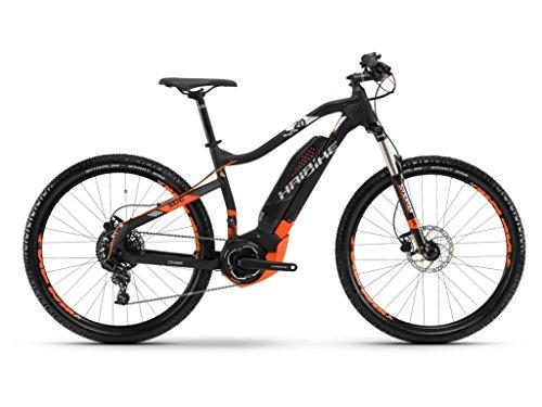 Haibike E-Bike SDURO HardSeven 2.0 400Wh 11-G NX 18 HB YWC schwarz/orange/Silber Large
