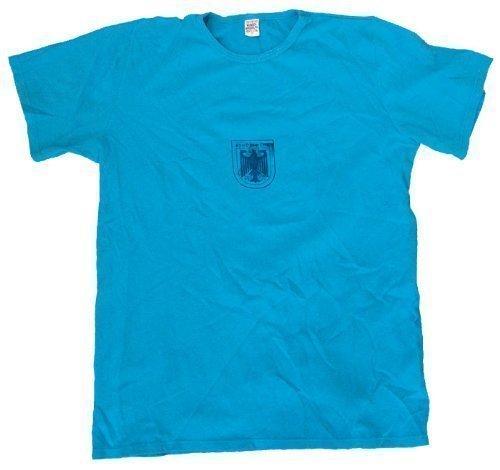 hundeinfo24.de Original Trainingshirt T-Shirt der Deutschen Bundeswehr blau gebraucht verschiedene Größen (6)