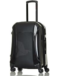Pack Easy  Maletas y trolleys, 26 cm, 64 L, Negro