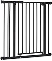 Hauck Close N Stop 9 cm with Gates, Charcoal - Pack of 1