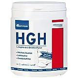 10.000 mg NOX | Hochdosiertes Arginin und Ornithin Aminosäuren | HGH für Muskelaufbau, Masseaufbau und Entgiftung | Multi-Food-Produkt | Regional hergestellt | 50 Portionen | 250 g Pulver Dose