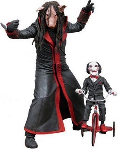 Action Figur Cult Classics Series V Jigsaw Killer (2tlg.)