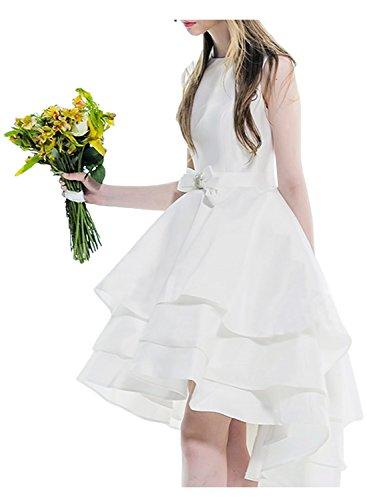 Missdressy -  Vestito  - linea ad a - Donna Olive