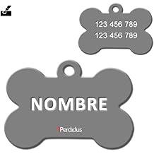 Amazones placas para perros