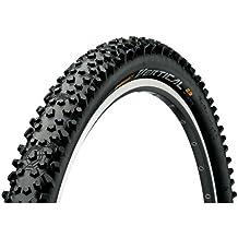 Continental 0116008 - Cubierta de ciclismo, color negro
