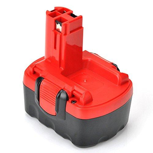 Preisvergleich Produktbild Eagglew Für Bosch Akku 14.4V 3000mAh Ni-MH Werkzeugakku BAT038 BAT040 BAT041 BAT140 BAT159 2607335685 2607335533 2607335534 2607335711