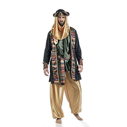 Limit Sport- Disfraz Tuareg Kodek, L (MA213)