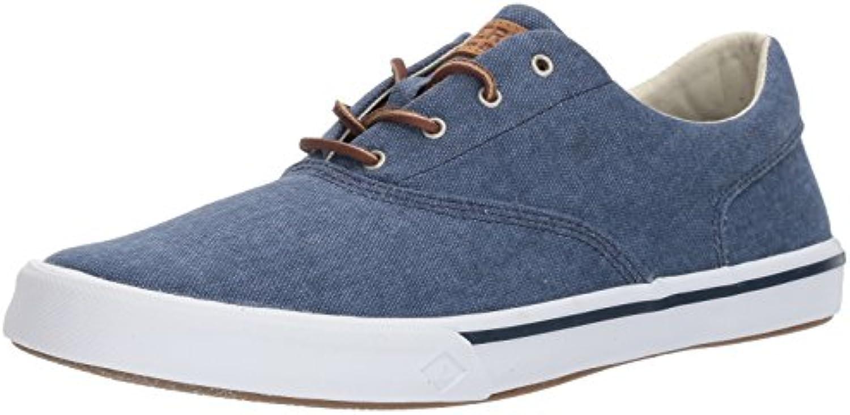 Sperry Herren Striper Ii CVO Washed Navy Sneaker