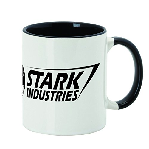 Tazza Stark Industries Iron Man by Mush