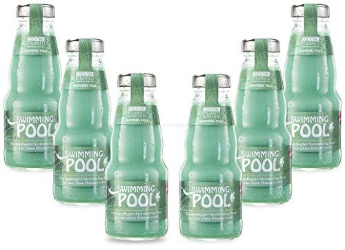 Cocktail Plant Swimming Pool (10,1{1c87314319a75319820145c1becc7a6b187fb87e4457f728e7522c7ac6d0b307} Vol) 6x 0,2l = 1,2l - inkl. Pfand MEHRWEG - [Enthält Sulfite]