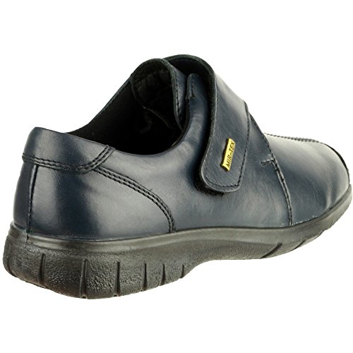 Cotswold Cranham - Chaussures En Cuir Sans Lacets - Marine Femme