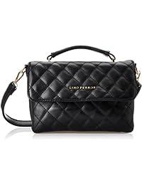 Lino Perros Women's Handbag (Black) - B0719CJ6QV