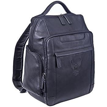 Harley Davidson Petit sac à dos Cuir, noir (noir) - 99671