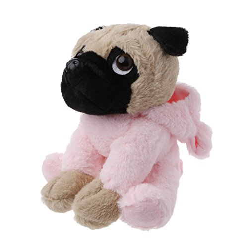 (ZOOMY Plüschtier Puppe Kissen Dog Bulldog Kuscheltier Niedliche Kinder Geburtstag Weihnachten Geschenke - 1#)