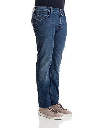 Jacob Cohen Herren Jeanshose blau blau 31 Blau