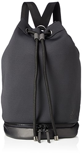 Adidas Fav Seasack Rucksack, 25 cm, liters, Grau (Carbon/Negro)