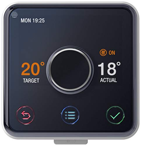 Hive Active Heating and Hot Water Thermostat without Professional Installation, Works with Amazon Alexa