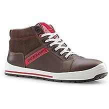 Dunlop Street Response - Botas de protección laboral S3 SRC, color marrón